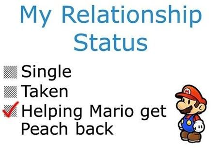 relationship status memes