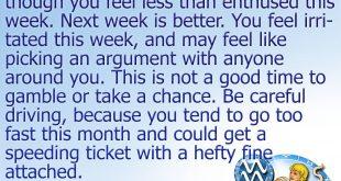 ️ Dear Aquarius, thanks for your likes  ! AQUARIUS Weekly Horoscope  Mon, Jan 6,...