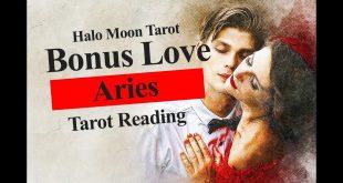 ARIES LOVE TAROT READING - BONUS - JANUARY 5 - 12 2020