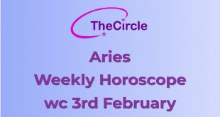 Aries Weekly Horoscope from 3rd February 2020
