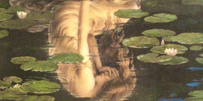 "Aries great ... ""Psyche Weeping"" Art work by Kinuko Y. Craft, 2009  Kinuko Y. Cr..."