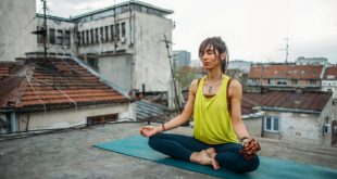 Breathe through Chaos with This Aquarius New Moon Ritual