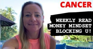 CANCER WEEKLY READ 6TH - 12TH JAN Money blocks are holding your work back! 6th - 12th January 2020