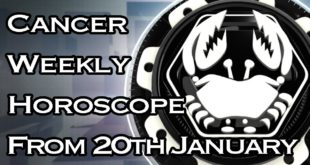 Cancer Weekly Horoscope From 20th January 2020 In Hindi | Preview