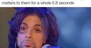 Just felt like memeing Prince 🤷 (who was a Gemini sun, Pisces moon, in case you'...