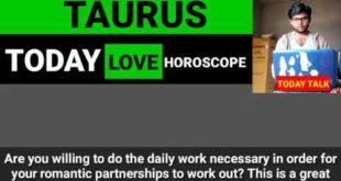 Taurus Love Horoscope For Today January 15 - 2020 Taurus Tarot Reading ** ToDaY TaLk **