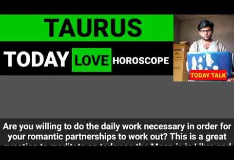 Taurus Love Horoscope For Today January 15 - 2020 Taurus Tarot Reading ** ToDaY TaLk **