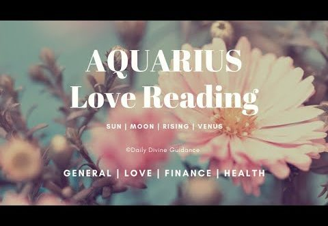 Aquarius Love Reading ♒️ -SOUL MATE CONNECTION! This Love is Straight from Above!