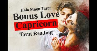CAPRICORN LOVE TAROT READING - BONUS* JANUARY 26 - FEBRUARY 1