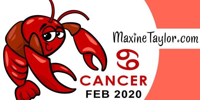 Cancerian February 2020 Astrology Horoscope Forecast