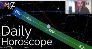 Daily Horoscope | Thursday February 13th 2020 | True Sidereal Astrology