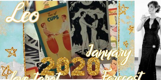 Double wishes! Love and healing ????❤️????Shining like a boss!! ???????? Leo Love Horoscope Tarot January 2020