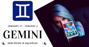 GEMINI ~ STEPPING UP IN LOVE & WALKING YOUR TALK ~ Weekly Tarot Reading Jan. 27 - Feb. 2