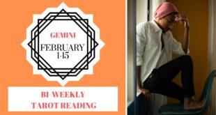 "GEMINI - ""ARE YOU DATING A BEAUTY GURU?"" FEBRUARY 1-15 BI-WEEKLY TAROT READING"
