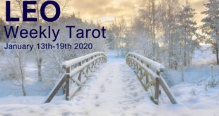 "LEO WEEKLY TAROT READING ""EXPECT THE UNEXPECTED LEO!"" January 13th-19th 2020"