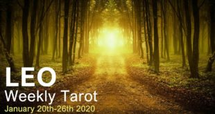 "LEO WEEKLY TAROT  ""COMING INTO YOUR OWN LEO!""  January 20th-26th 2020"