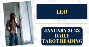 "LEO - ""SOMEONE IS GIVING UP THEN THE UNEXPECTED HAPPENS!"" JANUARY 21-22 DAILY TAROT READING"