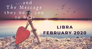 LIBRA: . . . and The Message You Need To Hear | February 2020