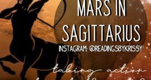 Mars finally enters the sign of Sagittarius today! This is going to create huge ...
