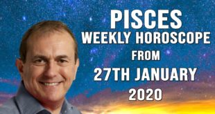 Pisces Weekly Horoscopes & Astrology from 27th January 2020