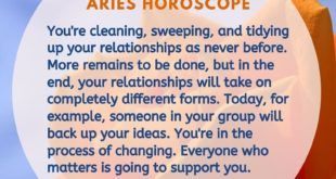 Today is going to be a good day for you Aries. . . . . #predictmyfuture #psychic...