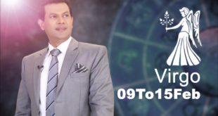 Virgo Weekly horoscope 9 Feb To 16 Feb 2020