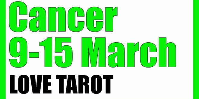 ❤️THE RIGHT PERSON AWAITS ON YOU - CANCER WEEKLY TAROT READING