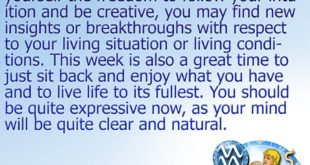 ️ Dear Aquarius, thanks for your likes  ! AQUARIUS Weekly Horoscope  Mon, Dec 16...