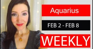 AQUARIUS WEEKLY LOVE OMG!!! BLESSING IN DISGUISE!!! FEB 2 TO 8