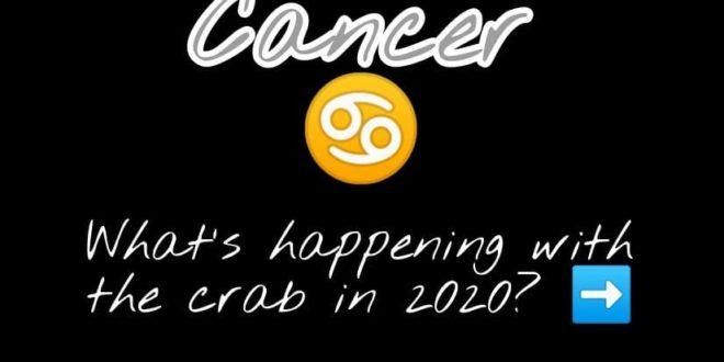 CANCER 2020 TAROT READING  . NEXT UP: LEO  stay tuned! . . . . . . . . #tarotott...