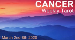 "CANCER WEEKLY TAROT READING  ""BLOSSOMING ABUNDANCE CANCER!""  March 2nd-8th 2020"