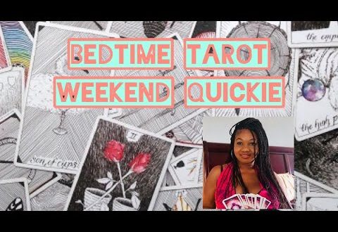 """Cancer Love Tarot Weekend Quickie """"They can't get over you walking away..."""""""