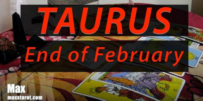 TAURUS 💯You both communicate, finally! - End of February 2020 - Love Tarot Reading