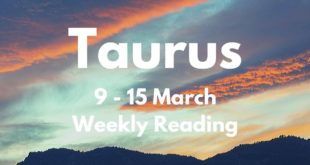 TAURUS BIG THINGS ARE ABOUT TO HAPPEN! MARCH 9th - 15th