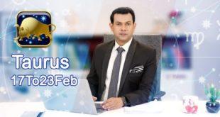 Taurus Weekly horoscope 17 Feb To 23 Feb 2020