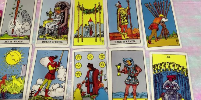 """AQUARIUS WEEKLY LOVE TAROT READING FOR FEBRUARY 24-1 2020"""" LOVE AND POSITIVE ENERGY"""""""