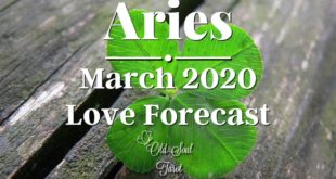 ARIES ♈️ Love Forecast 🥰 Tarot Reading - March 2020: ENDING CYCLES | NEW BEGINNINGS