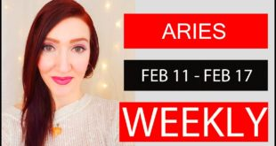 ARIES WEEKLY LOVE A MUST SEE!!! FEB 11 TO 17