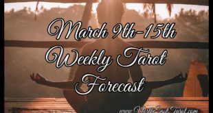 Aries Weekly Forecast March 9th-15th ♈️💙