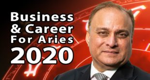 Business, Profession And Career For Aries Yearly Horoscope For 2020 | Mantra | Astrology