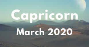 CAPRICORN IT HAPPENS JUST AS YOU EXPECTED! MARCH 2020