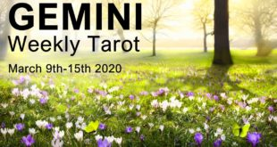 "GEMINI WEEKLY TAROT READING  ""CHOOSE YOUR PATH GEMINI""  March 9th-15th 2020"