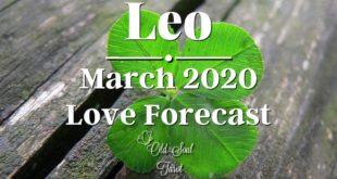 LEO ♌️ Love Forecast 🥰 Tarot Reading - March 2020: HEALING | FAMILY COMMITMENT