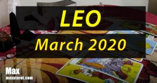 LEO 💯✨There is a twist to your story  - March 2020 - Love Tarot Reading