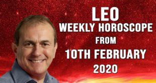 Leo Weekly Horoscopes from 10th February 2020. SHOW YOUR MAJESTIC MAGIC...
