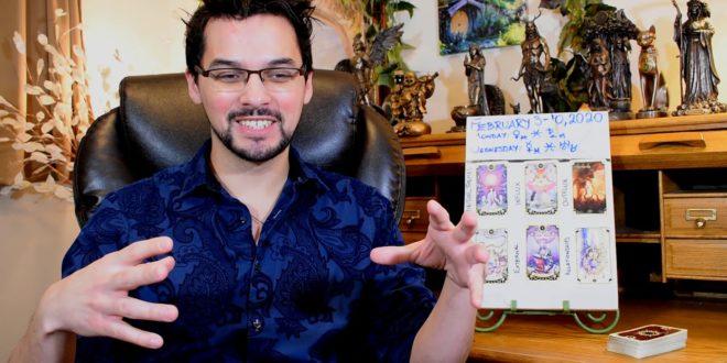 Libra Weekly Astrology & Tarot Horoscope February 3-10 2020