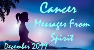 New reading on my YouTube channel, messages from your Spirit guides for Cancer. ...