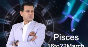 Pisces Weekly Horoscope 16MarchTo23March 2020