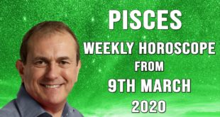 Pisces Weekly Horoscope from 9th March 2020