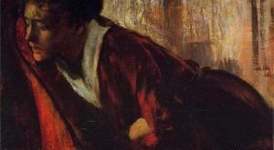 heartbreak degas painting